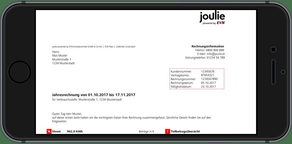 joulie powered by evn. Black Bedroom Furniture Sets. Home Design Ideas